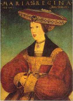 Maria of Hungary