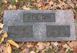 Orpha <I>Hathaway</I> Brown