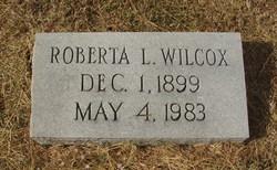 Roberta L. Wilcox