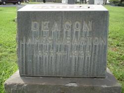 Deacon James Henry Barton