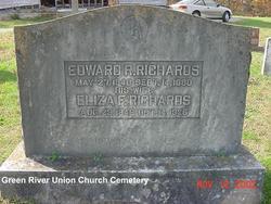 Eliza Frances <I>Harrod</I> Richards