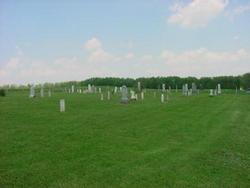 Upper Glade Run Cemetery