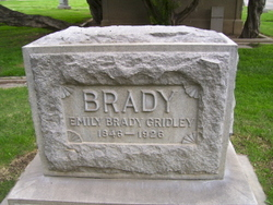 Emily Eliza <I>Collins</I> Gridley