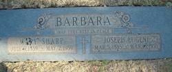 Mary A. <I>Sharp</I> Barbara