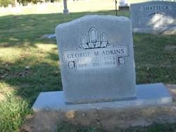 George M. Adkins