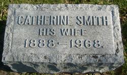 Catherine <I>Smith</I> Brooks