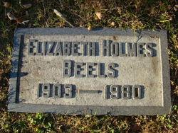 Elizabeth Alden <I>Holmes</I> Beels