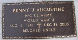 Benny J Augustine