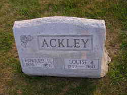 Louise B Ackley