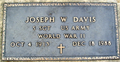 Joseph W. Davis