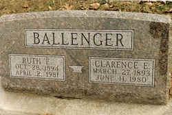 Clarence Edward Ballenger
