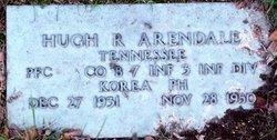 PFC Hugh R. Arendale