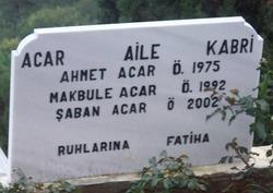 Saban Acar
