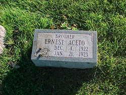 Ernest Aceto