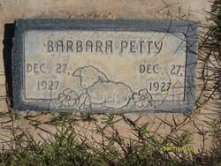 Barbara Petty