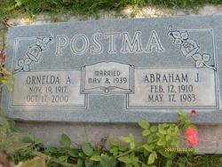 Abraham Johann Postma