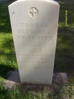 Thomas Mitchell Pritchett