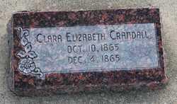 Clara Elizabeth Crandall