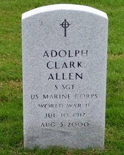 Adolph Clark Allen