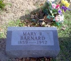 Mary Aurilla <I>Wallace</I> Barnard