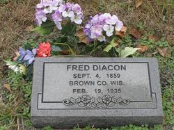 """Frederick Charles """"Fred"""" Diacon"""