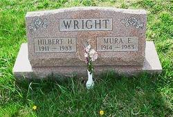 Mura Edith <I>Wright</I> Wright