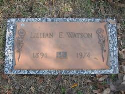 Lillian Estelle <I>Cook</I> Watson
