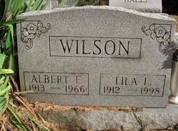 Lila Lee <I>Swadley</I> Wilson