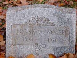 Frank A. Wolff