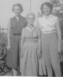 Ethel <I>Parker</I> Hill