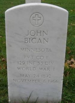 John Bican