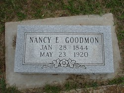 Nancy Elizabeth <I>Cron</I> Goodmon