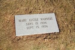 Mary Lucile Warneke