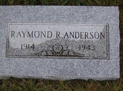 Raymond Robert Anderson