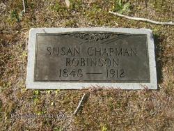 Rachel Susan <I>Chapman</I> Robinson