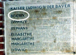 Beatrix von Schlesien-Schweidnitz