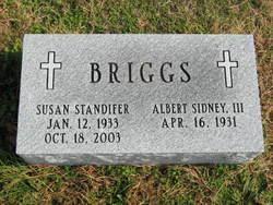 Susan <I>Standifer</I> Briggs
