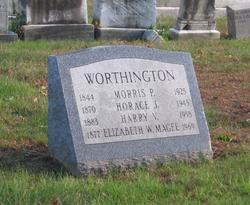 Elizabeth <I>Worthington</I> Magee