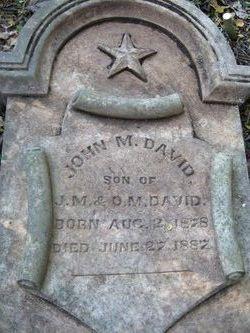 John Morrisett David, Jr