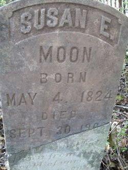 Susan E. <I>Power</I> Moon