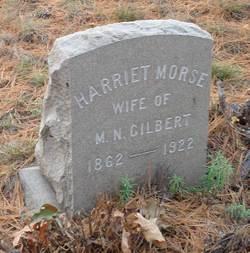 Harriet <I>Morse</I> Gilbert