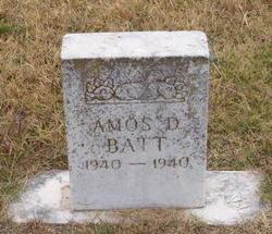 Amos D Batt