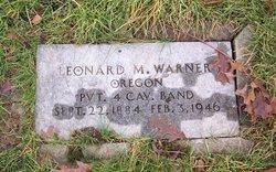 Leonard M Warner