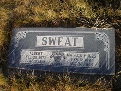 Albert Sweat