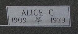Emma Alice <I>Coleman</I> Bowne