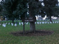 Fort Vancouver Military Cemetery