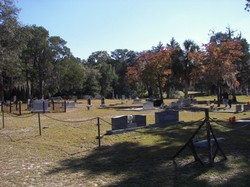Cherry Lake United Methodist Church Cemetery