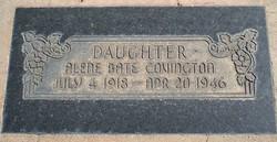 Alene Bate Covington