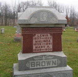 Mary A <I>Eurit</I> Brown