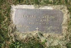 PFC Edward L Briles